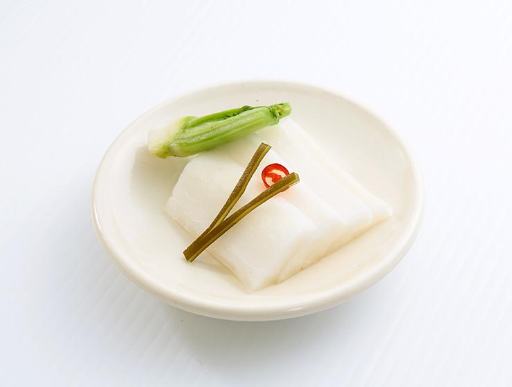 【食べきりパック】割漬大根