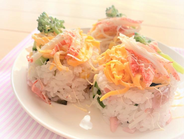 サラダ寿司(漬物すしのもと)