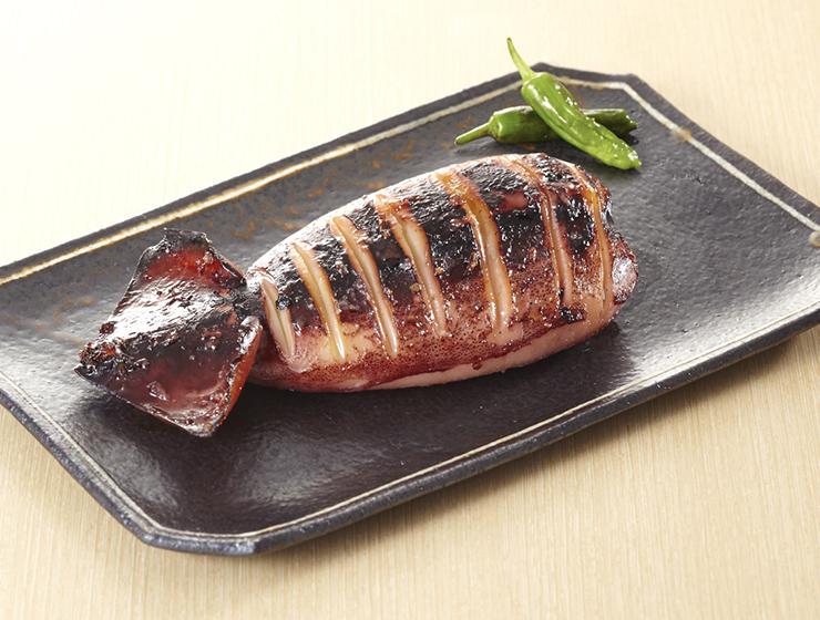 日本海の魚の粕漬(いか)