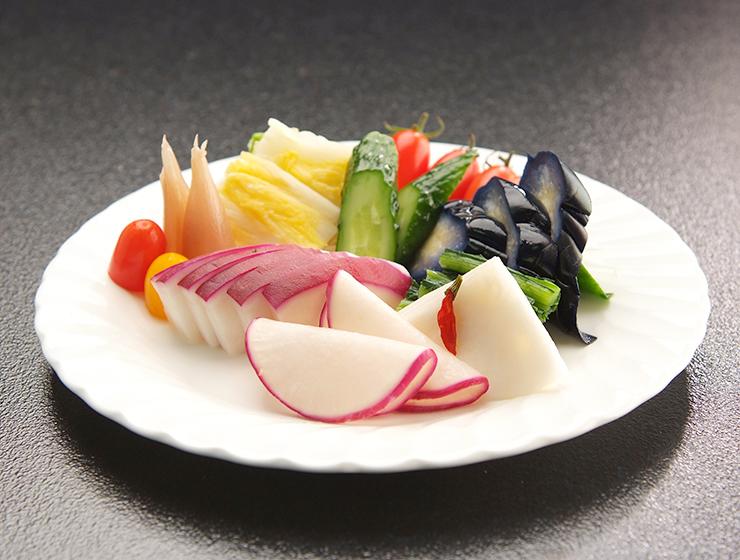 【送料無料】 漬物と日本海(天然)の魚の粕漬8品セット