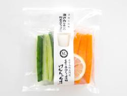 瀬戸内レモンの野菜スティック漬袋入り